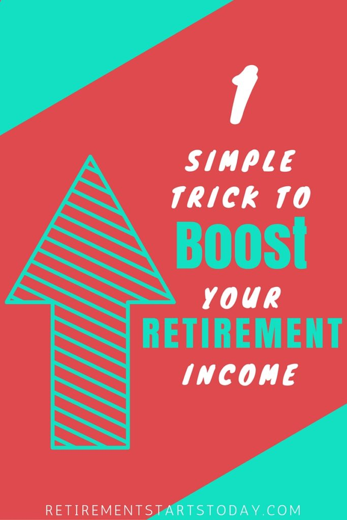 boost retirement income