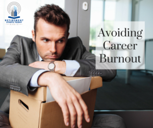 Tips for avoiding career burnout