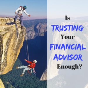trusting financial advisors