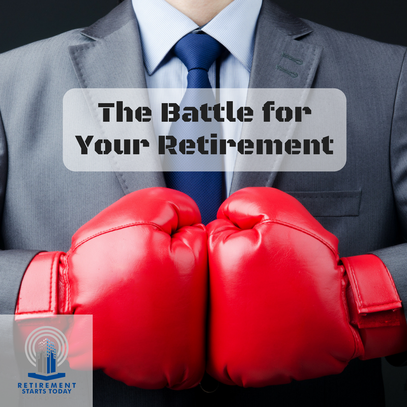 The Battle for Your Retirement
