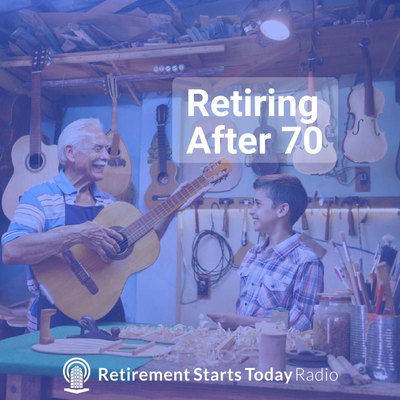 Retiring After 70.