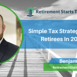 Simple Tax Strategies For Retirees In 2018