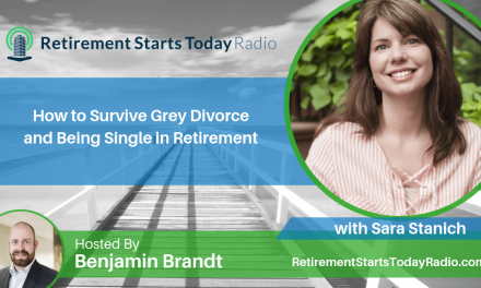 How to Survive Grey Divorce and Being Single in Retirement with Sara Stanich, Ep #76