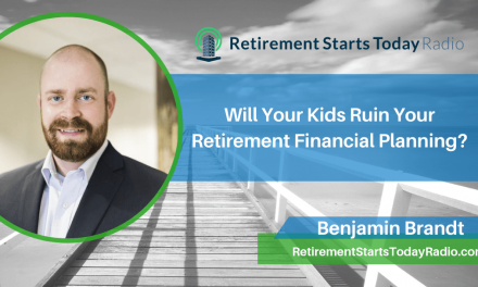 Will Your Kids Ruin Your Retirement? Ep #82