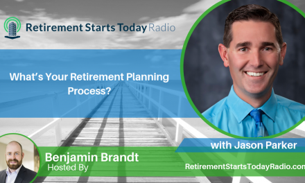 What's Your Retirement Planning Process? with Jason Parker, Ep #88