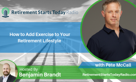 How to Add Exercise to Your Retirement Lifestyle with Pete McCall, Ep # 92