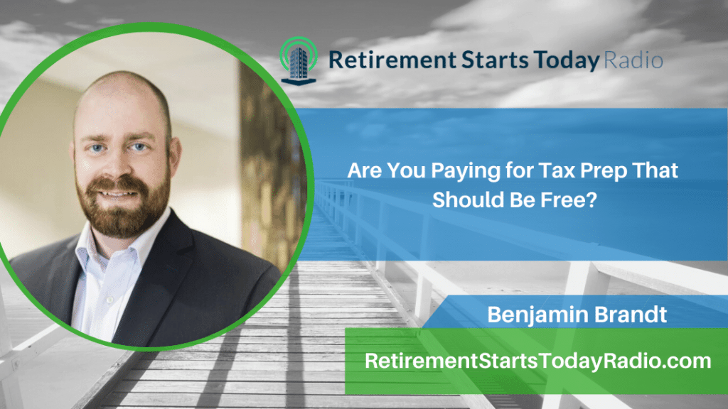 Are You Paying for Tax Prep that Should be Free?