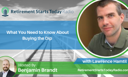 What You Need to Know About Buying the Dip with Lawrence Hamtil, Ep # 134