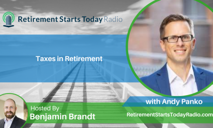 Taxes in Retirement with Andy Panko, Ep # 150