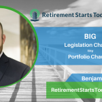 BIG Legislation Changes, tiny Portfolio Changes, Ep # 167