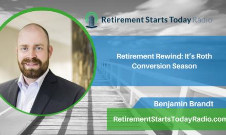 Retirement Rewind: It's Roth Conversion Season, Ep #170