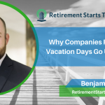 Why Companies Fret as Vacation Days Go Unused, Ep # 179