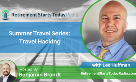 Summer Travel Series: Travel Hacking with Lee Huffman, Ep #197
