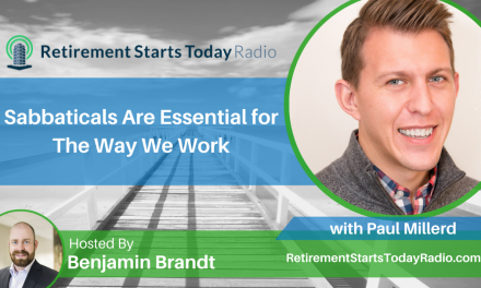 Sabbaticals Are Essential For The Way We Work with Paul Millerd, Ep #198