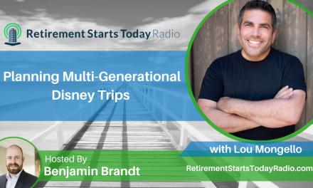 Planning Multi-Generational Disney Trips with Lou Mongello, Ep #199